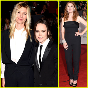 Ellen Page & Girlfriend Samantha Thomas Make Their Red Carpet Debut!