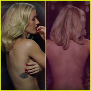 Ellie Goulding Bares it All in 'On My Mind' Music Video - Watch Now!