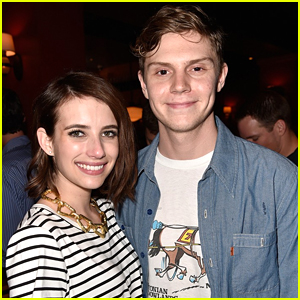Emma Roberts Holds Hands With Ex-Fiance Evan Peters; Ignites 'Are They Back Together?' Questions