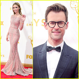 Giuliana Rancic & Brad Goreski Kick Off Emmys 2015 Red Carpet!