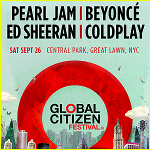 Global Citizen Festival 2015 Live Stream - Watch Beyonce!