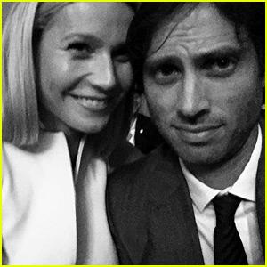 Gwyneth Paltrow & Brad Falchuk Make Their Relationship Instagram Official!