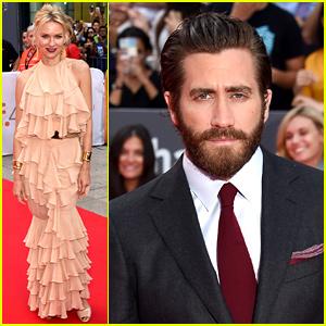 Jake Gyllenhaal & Naomi Watts Kick Off TIFF with 'Demolition'