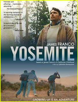 James Franco Stars in 'Yosemite' - Exclusive Poster Debut!