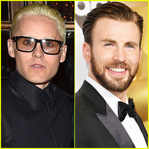 Jared Leto & Chris Evans In Talks for 'The Girl on the Train' Male Leads!