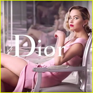 Jennifer Lawrence's Sexy Dior Beauty Ad Debuts - Watch Now!