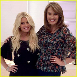 Jessica Simpson Has a Successful HSN Sell-Out Show!