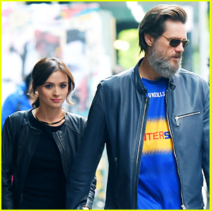Jim Carrey Releases Statement About Girlfriend Cathriona White's Apparent Suicide