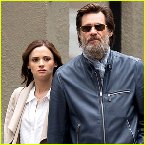 Jim Carrey's Girlfriend Cathriona White Commits Suicide (Report)