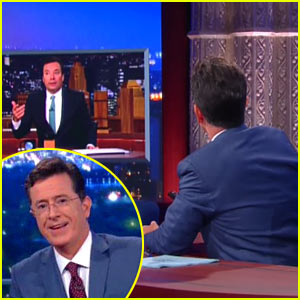 Jimmy Fallon Surprises on 'Stephen Colbert' Series Premiere