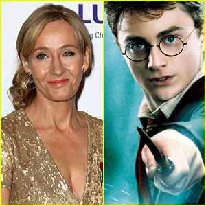 J.K. Rowling Tweets About Harry Potter's Son & His First Day at Hogwarts!