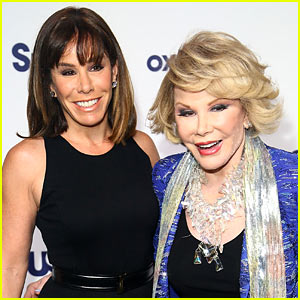 Joan Rivers Remembered By Melissa One Year After Death