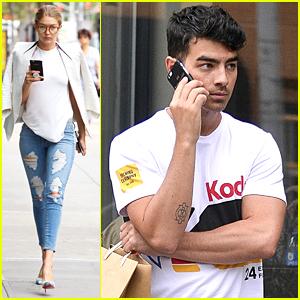 Joe Jonas Drops New 'DNCE' Band Teaser - See It Here!