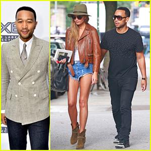John Legend Wants To Challenge Wife Chrissy Teigen In 'Lip Sync Battle'