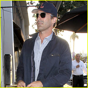 Jon Hamm Is In Talks to Play a Hologram in 'Marjorie Prime'