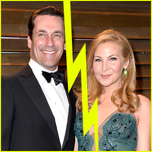 Jon Hamm & Jennifer Westfeldt Split After 18 Years Together
