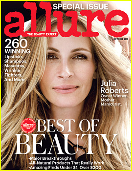 Julia Roberts: It's 'Impossible' to Explain the Appeal of My Smile