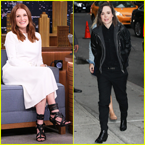 Julianne Moore Plays Box of Lies On 'Tonight Show' - Watch Here!