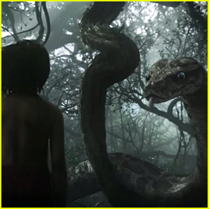 'The Jungle Book' Live Action Movie Trailer - Watch Now!