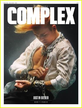Justin Bieber Talks Selena Gomez, Religion & More for 'Complex'