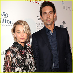 Kaley Cuoco Officially Files for Divorce From Ryan Sweeting
