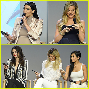 Kardashian & Jenner Sisters Interviewed All Together for the 1st Time!