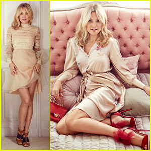 Kate Hudson Stuns in Jimmy Choo's New Campaign Photos