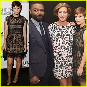 Kate Mara & David Oyelowo Attend a Special 'Captive' Screening in NYC