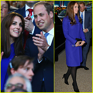 Kate Middleton & Prince William Attend the Rugby World Cup