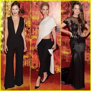 Katharine McPhee Hits Up HBO's Emmy After Party Ahead of 'Scorpion' Season 2 Premiere!