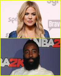 Are Khloe Kardashian & James Harden on the Rocks?