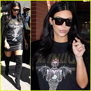 Kim Kardashian Looks Better Than She Feels During Pregnancy