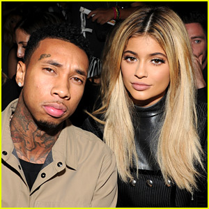 Kylie Jenner's Boyfriend Tyga Refers to Her as His 'Fiancee' (Video)