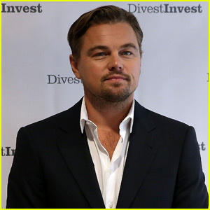 Leonardo DiCaprio Continues to Fight For the Health of Our Planet