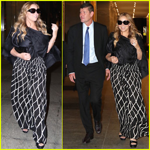 Mariah Carey Celebrates Daughter's Day With Monroe