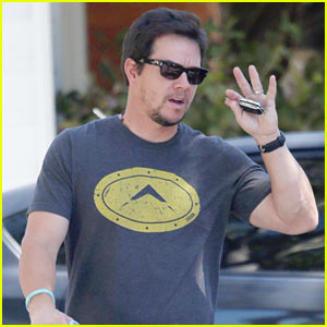 Mark Wahlberg Tried to Squeeze His Friend Into Skinny Jeans