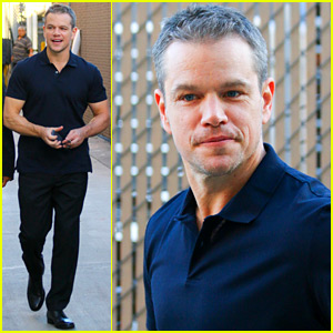 Matt Damon & Jimmy Kimmel Go to Couples Therapy - Watch Now