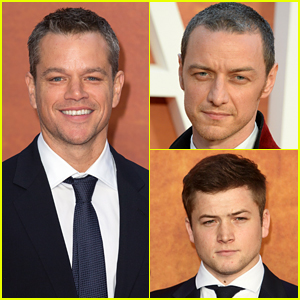 Matt Damon's 'Martian' London Premiere Brings Out Famous British Faces!