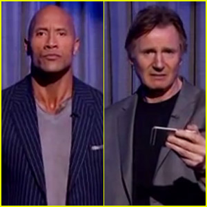 Dwayne 'The Rock' Johnson & More Read Their Mean Tweets  - Watch Now!