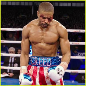 Michael B. Jordan Shows Heart as a Shirtless Boxer in New 'Creed' Trailer - Watch Now!