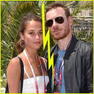 Michael Fassbender & Alicia Vikander Break Up?