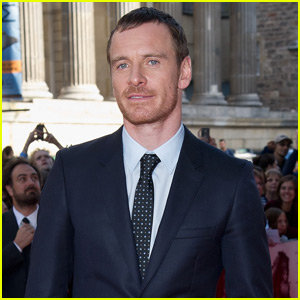 Michael Fassbender Premieres 'Macbeth' in Scotland