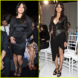 Michelle Rodriguez Makes Her Mark At NYFW!