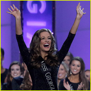 Who Won Miss America 2016? Miss Georgia Betty Cantrell!