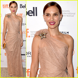 Natalie Portman Is Lovely in Lanvin at Her TIFF Premiere!