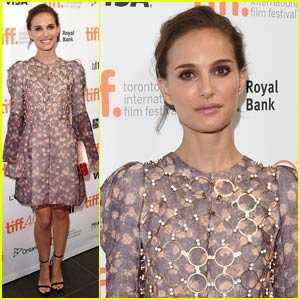 Natalie Portman Helps Kick Off the Toronto Film Festival 2015