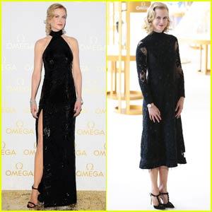 Nicole Kidman Brings Elegance to Omega Gala in Milan
