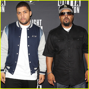 O'Shea Jackson Jr. Did 'Straight Outta Compton' To Make Father Ice Cube Proud