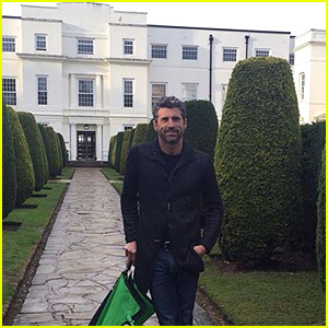 Patrick Dempsey Confirms 'Bridget Jones 3' Has Started Filming in London!