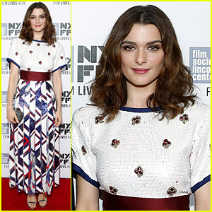 Rachel Weisz Brings 'The Lobster' to NYFF!